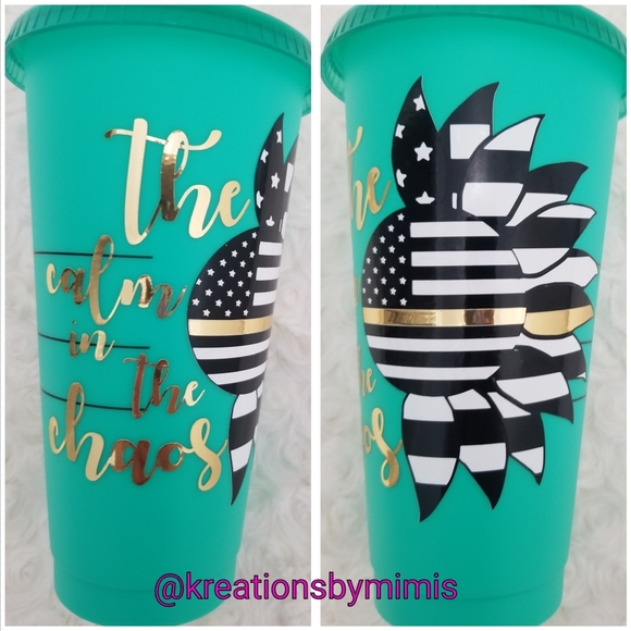 Other - Starbuck color changing cup